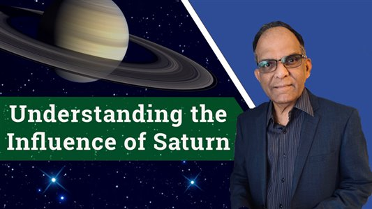 Understanding the Influence of Saturn | Episode 3