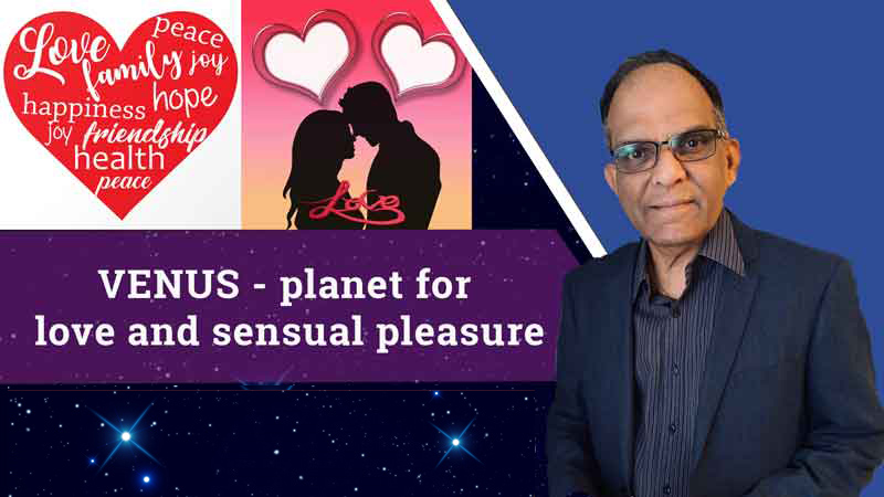 VENUS - planet for love and sensual pleasure - Episode 14