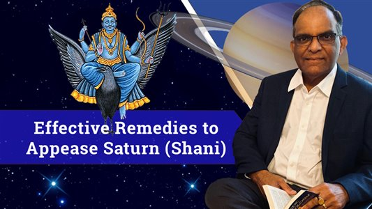 Effective Remedies to Appease Saturn (Shani) | Episode 5