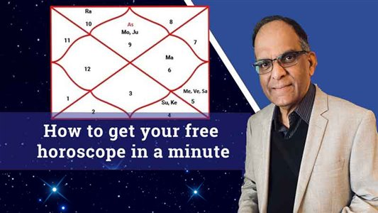How to get your free horoscope in a minute | Episode 8