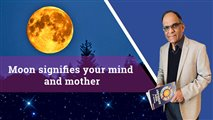 Moon signifies your mind and mother | Episode 10