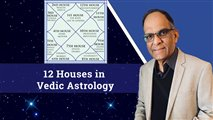 The Basic Meaning of 12 Houses in Vedic Astrology - Episode 13